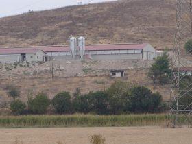 Κατασκευή Ποιμνιοστάσιου
